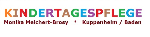 Kindertagespflege Kuppenheim